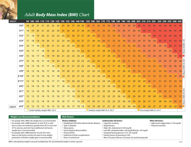 Adult Body Mass Index