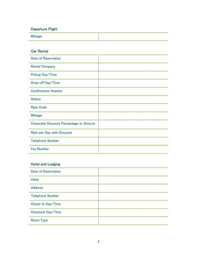 Business-Travel-Itinerary-Template