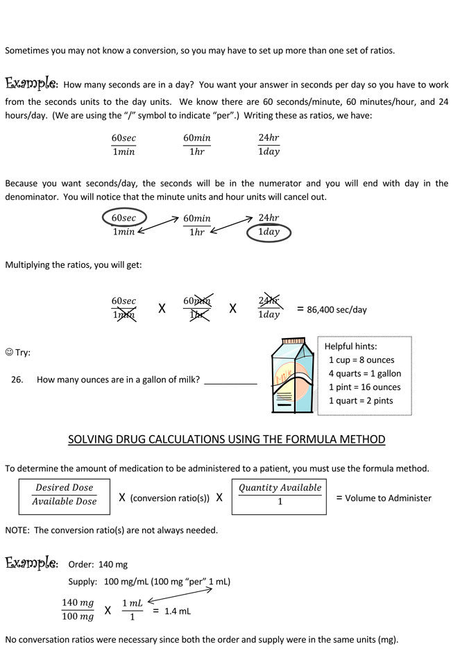 printable metric conversion charts for kids  length  u0026 volume