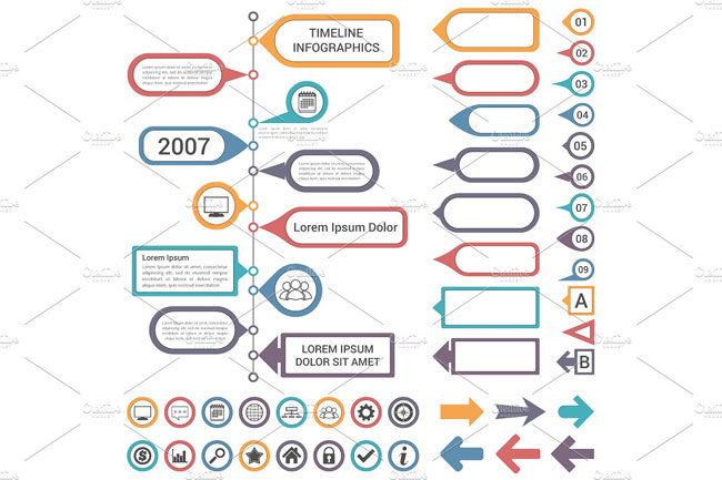 Event Tracker Timeline