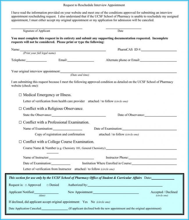 editable interview appointment letter