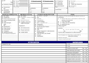 Track Patient Care with Nurse Notes Templates