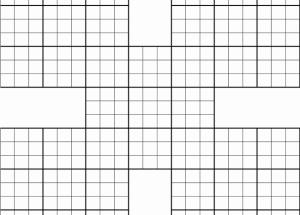 Printable Sudoku Grids – Have Fun Anytime
