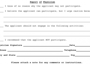 Medical Clearance Form Samples U2013 10+ Best Templates And Formats