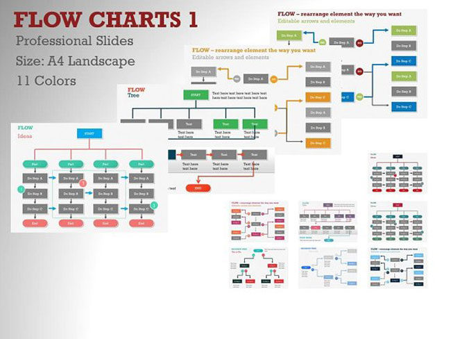 Flow Charts Powerpoint