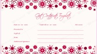 Create Customized Gift Vouchers for Your Business with Gift Voucher Templates